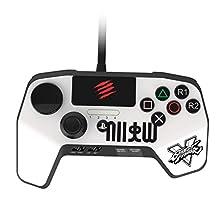 Mad Catz Street Fighter V FightPad PRO 多种颜色 白色 FightPad PRO