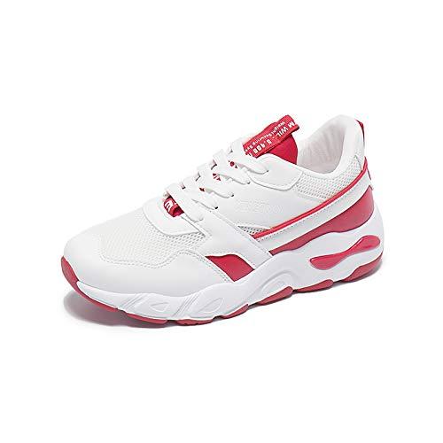 AOSENDUNオッセンシールドパリファッションウィークレディースシューズ秋の新しい女性の靴厚底ファッションカジュアルシューズ女子学生の靴BL01を実行している爆発