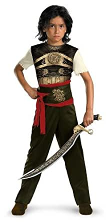 Prince of Persia Dastan Child Costume - Large