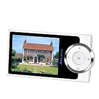 New Majestic sda-8064 – 播放器和錄像機 MP3/MP4 (MP4,Slideshow,白色,數字,MP4,microSD(Transflash))