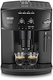 De Longhi ESAM2600 咖啡豆到杯咖啡机 咖啡机 黑色