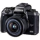 EOS M5(EF-M 15-45mm f/3.5-6.3 IS STM)套机 佳能 M5 微单相机
