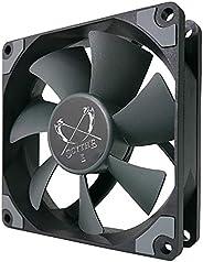 Scythe Kaze Flex 92mm 风扇 300-2300RPM,盒/CPU 冷却风扇 单包装