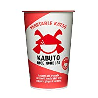 Kabuto Noodles Vegetable Katsu 6 x 65g
