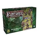 Fantasy Flight Games Runewars:Darnati Warriors 扩展包棋盘游戏