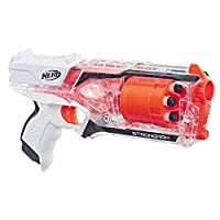 NERF N-Strike Elite Strongarm 玩具槍 透明