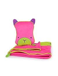 英国Trunki3合1旅行寝具 - 粉色TR0074-GB01