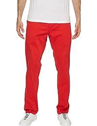 TOMMY 牛仔裤 BY Tommy hilfiger 男式原创弹性修身斜纹裤