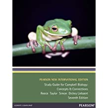Study Guide for Campbell Biology: Pearson New International Edition: Concepts & Connections (English Edition)