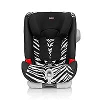 Britax 宝得适 儿童安全座椅 百变骑士 IISICT Plus Advansafix Plus 五点式安全带 isofix 机灵小斑马 适合约9个月-12岁