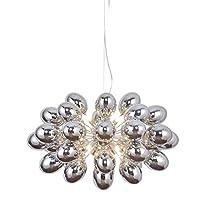 Kare 吊燈 氣球 Silber# 8er 51297