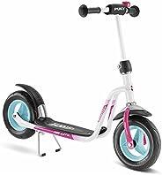 Puky Roller R 03-2018 款 3 Jahre to 13 Jahre Körpergröße 95-110 cm Weiß/Rosa