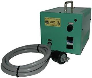 日章工业 变形金刚NDF系列(电压下)120V→100V2000W NDF-2000U