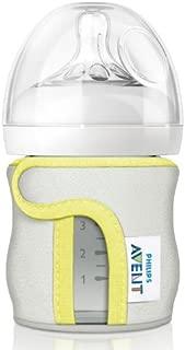 飛利浦 AVENT 新安怡 自然原生 玻璃奶瓶 保溫套 4oz/125ml (SCF675/01)(原產地 葡萄牙)