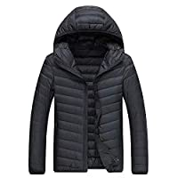 GTU 90% 绒 冬季户外羽绒服男女款轻薄立领短款情侣外套保暖羽绒衣外套 LH-823665-132397