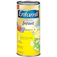 Enfamil 高级Lipil 婴儿*奶粉,32 盎司,6 支(6 支装)