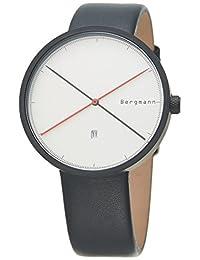 Bergmann 贝格曼 德国品牌 009系列 石英男士手表 BGM19