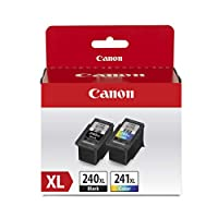 Genuine Canon PG-240XL/CL-241XL 彩色墨盒