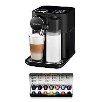 De'Longhi 德龍Nespresso EN650 Gran Lattissima 咖啡機 帶膠囊系統 黑色 EN650B