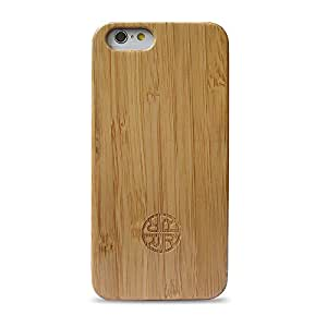 Reveal Shop Bamboo Wood iPhone 手机壳 - 自然环保设计16SB0004NTR 7/8 竹子色