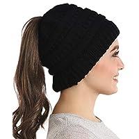 结实的头饰针织无檐小便帽 - 厚实、柔软和温暖厚实的无檐小便帽 - 庄重的无檐小便帽