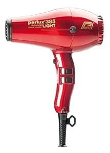 Parlux 385 Power Light 离子陶瓷专业吹风机 红色 Rot