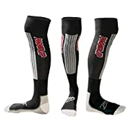 Progrip 赛车袜子 L XL 黑色 PA9996LXL16