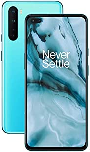 OnePlus NORD 智能手机 128 GB 蓝色大理石