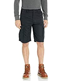 Smith's Workwear 男式 27.94 厘米 Ripstop 性能带状工装短裤