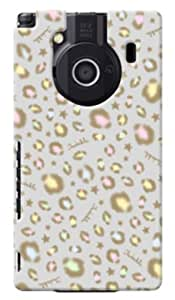 SECOND SKIN uistore「twinkle(gray)」 / for IS04/au ASHIS4-ABWH-194-X075
