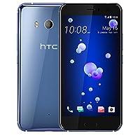 现货 HTC U11 6GB+128GB 移动联通电信全网通 双卡双待4G手机 (皓月银)