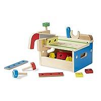 Melissa & Doug 锤子和锯子工具长凳