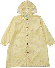 小川 Ogawa 儿童雨衣 Kukka Hippo 附带反光条 附背面褶皱 河马先生造型 背包款式收纳袋 07 ちょうちょ 100cm 83188