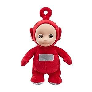Teletubbies 会说话的 Po 软玩具(红色)