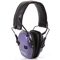 Howard Leight 电子射击降噪拾音运动耳罩,紫色(R-02522)