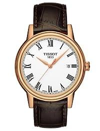 TISSOT 天梭 瑞士品牌  卡森系列石英手表 男士碗表  T085.410.36.013.00