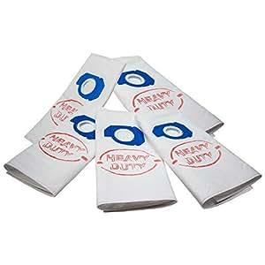 Premium 真空吸尘器袋适用于 Kärcher WD 5,500 05 Heavy Duty Staubsaugerbeutel