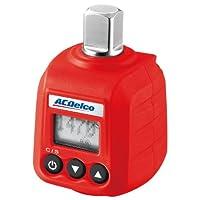 ACDelco 数显扭矩适配器 ARM602-4 (14.8-147.6 ft-lbs) 声音警报