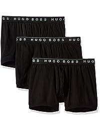 HUGO BOSS 雨果·博斯 男式 3条装棉质平角内裤
