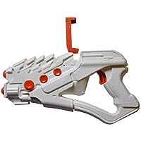 E-XCX AR004 白色+橙色按钮质子增强 AR 游戏枪现实