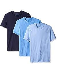 Tommy Hilfiger Men's 3-Pack Cotton Crew Neck T-Shirt