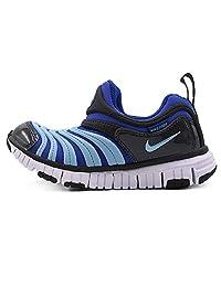 Nike 耐克男童女童鞋 秋冬 毛毛虫一脚套舒适耐磨运动鞋缓震透气跑步鞋