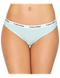 Calvin Klein Women's 3 Pack Carousel Bikini Panty