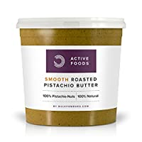 Natural Smooth Pistachio Butter Tub, 1 kg