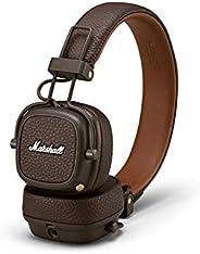 Marshall 馬歇爾 Major III 藍牙無線頭戴式耳機,棕色