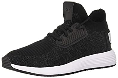 PUMA 女士 Uprise WN's 运动鞋 Puma 黑色铁 Gate-puma 白色 11 M US