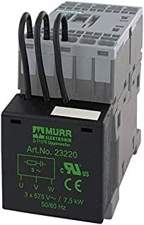 Murrelektronik stay connected 9126183 发动机干扰模块用于连接西门子开关设备 S00