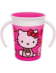 中亚:Munchkin麦肯齐Hello Kitty款 Miracle 360° 儿童防漏水杯6 Ounce¥33.7