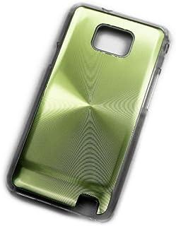 So'axess BCASGI910028 后壳适用于三星 i9100 Galaxy S II 拉丝铝绿色