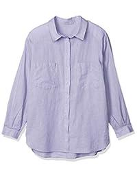FRIES MART 襯衫 法式亞麻大號襯衫 女款 131-0110038